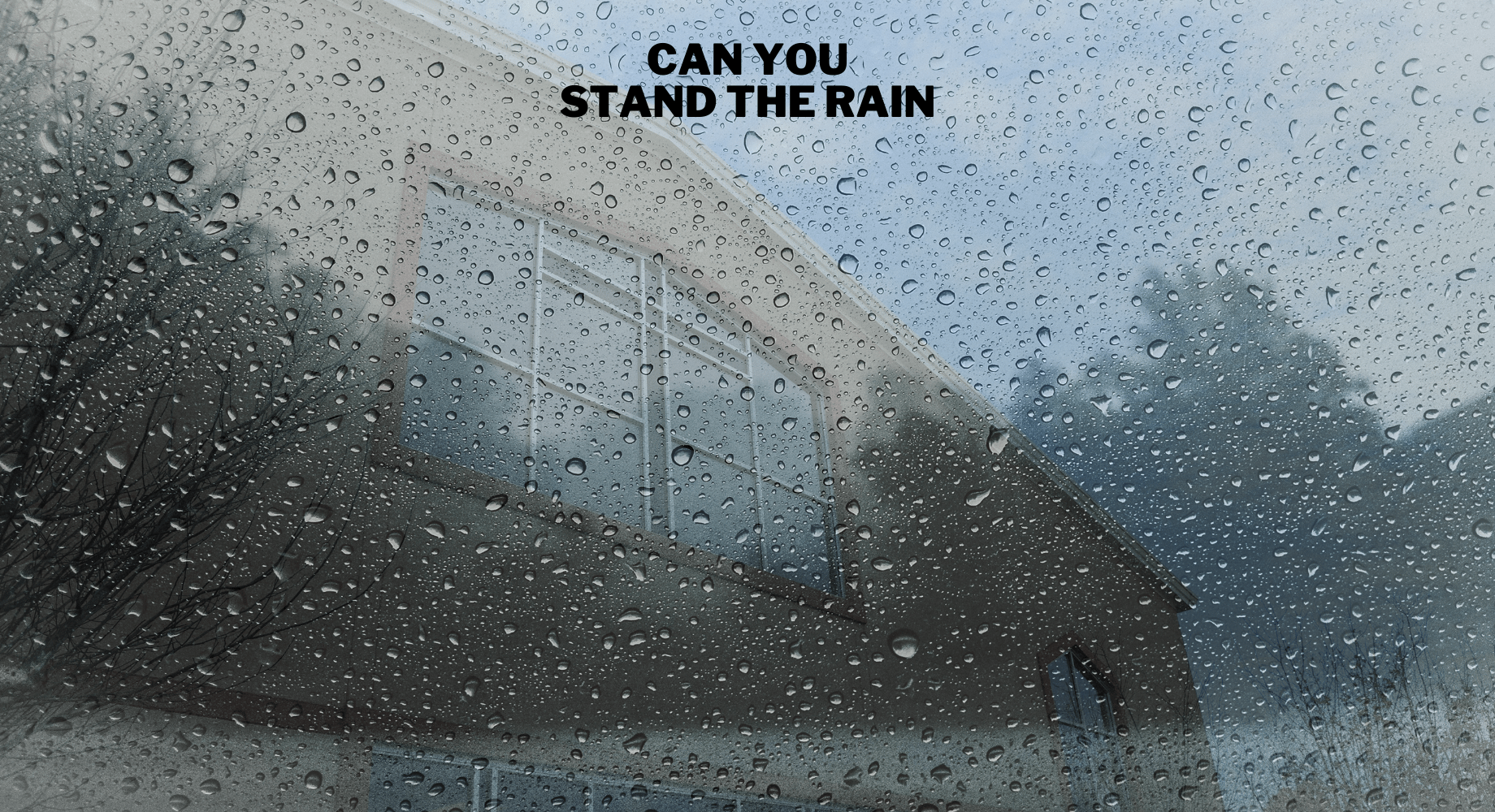 Read more about the article Can You Stand The Rain